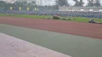 海南大学2013年新生军训震撼演练