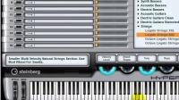 建立midi轨道和加载hypeisonic音色