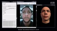 Faceware无标记点面部表情实时捕捉系统