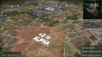战争游戏红龙 新版本rank局两场 中国、苏联VS以色列