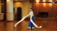 周雨奇老师编舞演示藏族舞《心愿》