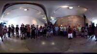 用VR 360°进行BeatBox比赛,带上耳机这效果太炸!