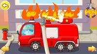 宝宝巴士之消防车挖掘机视频表演宝宝巴士挖士机动画片汽车总动员奇趣玩具奇趣蛋小猪佩奇
