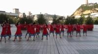 《陕北民歌串烧》杨林广场舞队