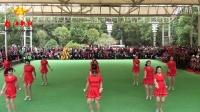 枝江市重阳节广场舞大赛 枝江热线摄影记者张洪芹20161009摄制