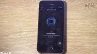 iPhone 5S - iOS 10.1 Beta3 - Benchmark3,4跑分测试!@成近田