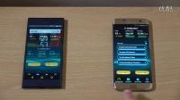 索尼Sony Xperia XZ vs 三星Galaxy S7 Edge - 速度,相机,性能對比評測!@成近田