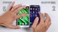 小米 5s Plus vs 三星 Galaxy S7 Edge - 速度對比 - 評測視頻!@成近田