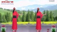 滨河紫玉广场舞 最新广场舞 新疆舞 美丽的新疆姑娘 紫玉编舞 背面演示 克里木演唱