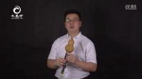 九孔葫芦丝技巧-《单吐》-九孔葫芦丝创始人彭超讲解示范