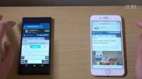 索尼 Sony Xperia XZ vs iPhone 7 Plus - 速度,相机,性能對比評測!@成近田