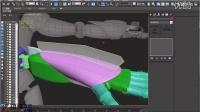 琅泽6K系列_3Dmax高级建模与布线技巧实例教程_第28课_机器人护腕