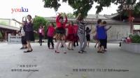 爱我中华zhanghongaaa自编圆圈舞32步广场舞一舞多用原创