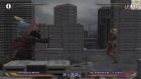 【奥特曼格斗进化重生】第68期怪兽酋长狂虐对手,笨笨游戏录