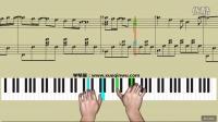 流行钢琴50首《爱我还是他》
