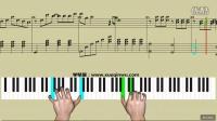 流行钢琴50首《爱上你是一种流泪的幸福》