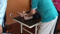李茂发达摩正骨108手针对尿频、尿急、尿等待、尿不净等症状的针灸疗法演示