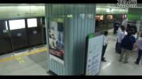 【独家】深圳地铁站电梯突然反转+引发踩踏事故