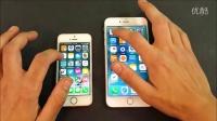 同门對比! iPhone SE vs iPhone 6S Plus (iOS 10.0.2)速度對比 - 評測視頻!@成近田