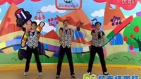 儿童舞蹈大全 幼儿舞蹈教学视频《HOLLO热舞》屈老师