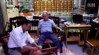 胡升猛医师运用浮针疗法治疗陈军先生踝关节扭伤特效视频