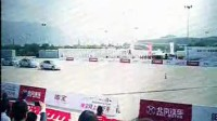 北京汽车绅宝陆上飞行秀