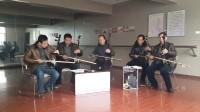 网络培训班习练曲牌音乐