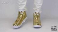 Air Jordan 6 Retro Pinnacle  Metallic Gold  上脚欣赏