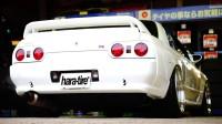 改装恐高的日产GT-R R32