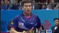 2016乒超联赛:朗坤VS海润