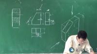 机械制图课堂教学录像-003 (内容:图线、尺寸注法)