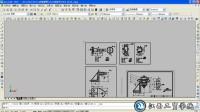 技能竟赛_三维数字设计(AutoCAD)项目决赛题解答