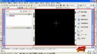 [清晰] 003AutoCAD2007的界面( CAD教学视频 CAD AutoCAD 教学视频 机械制图 )