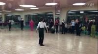 维族舞蹈演示《阿拉木汗》正面