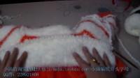 《小满编织小屋》女宝宝韩版带领绒绒外套第三集