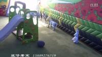 别墅装饰之--负一楼的儿童活动室
