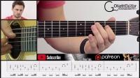 Imagine  John Lennon  Guitar Lesson & Tabs - Part 1