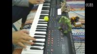 [达达Style] 紅蓮の弓矢(Guren no yumiya) Live Performance with Yamaha mox6