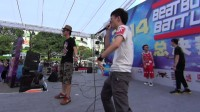 飞机 vs 啊鑫 - 8强 - 2014佛山全国BEATBOX BATTLE公开赛总决赛