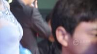 """【拍客】第一车模兽兽平胸亮相长沙车展引宅男""""幻灭""""(超清)"""