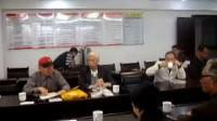 陈元光及陈胜元学术讨论会:陈元光研究会会长刘青泉主持研讨