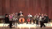 德弗札克 - D小調為管樂器所作的小夜曲Op.44_高清
