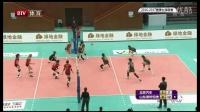 2016-2017赛季中国女排联赛小组赛第一轮北京北汽vs山东恒信比赛录像