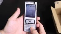 怀旧数码:昔日机皇 诺基亚N95 N95/8G开箱上手体验