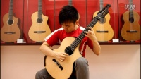 神秘园之歌 吉他独奏 (Steven Law)