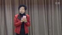 袁静宜代表海外同学讲话