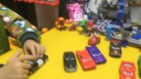 【玩具侠】迪斯尼可变色汽车总动员