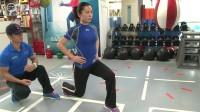 《Tudou健康课:宅女家庭健身》第二集:5分钟拥有紧实臀部