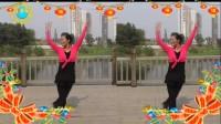 沈北新区喜洋洋广场舞《草原上的月光》 表演喜洋洋ok