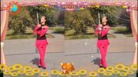 沈北新区喜洋洋广场舞《青青草原》表演:喜洋洋hdok